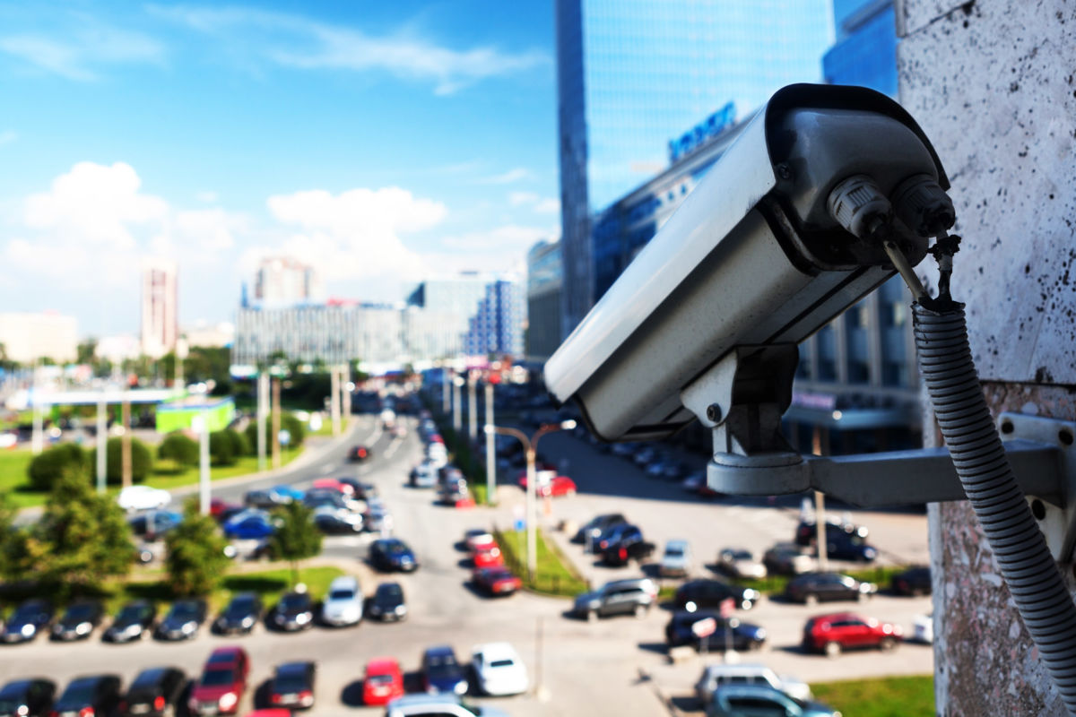 Vaxtor Building Security - ALPR Cameras
