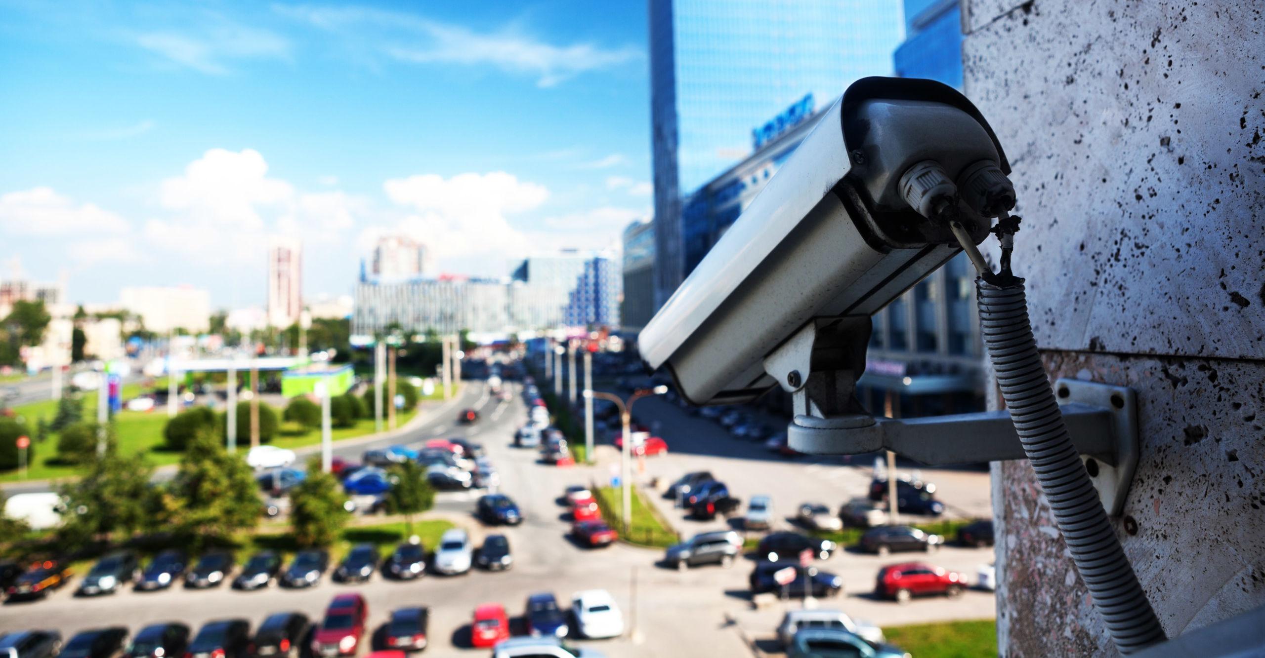 Vaxtor Building Security - ALPR Cameras