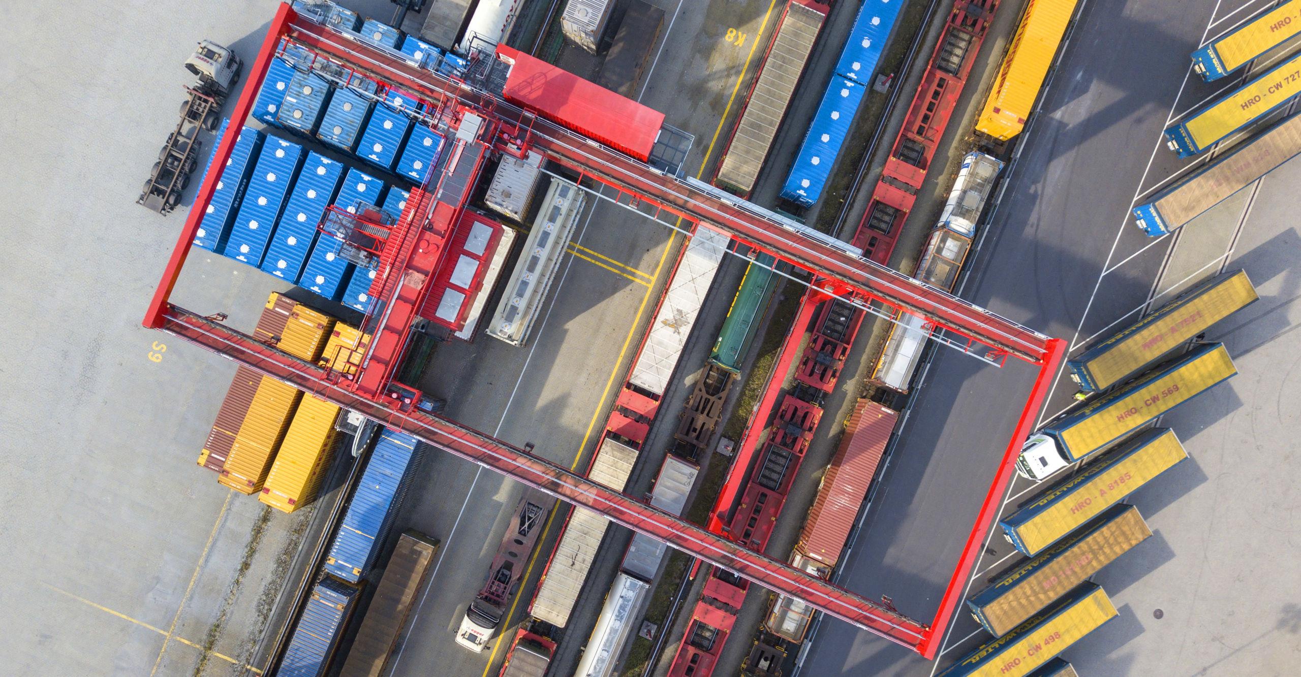 Vaxtor Logistics solutions