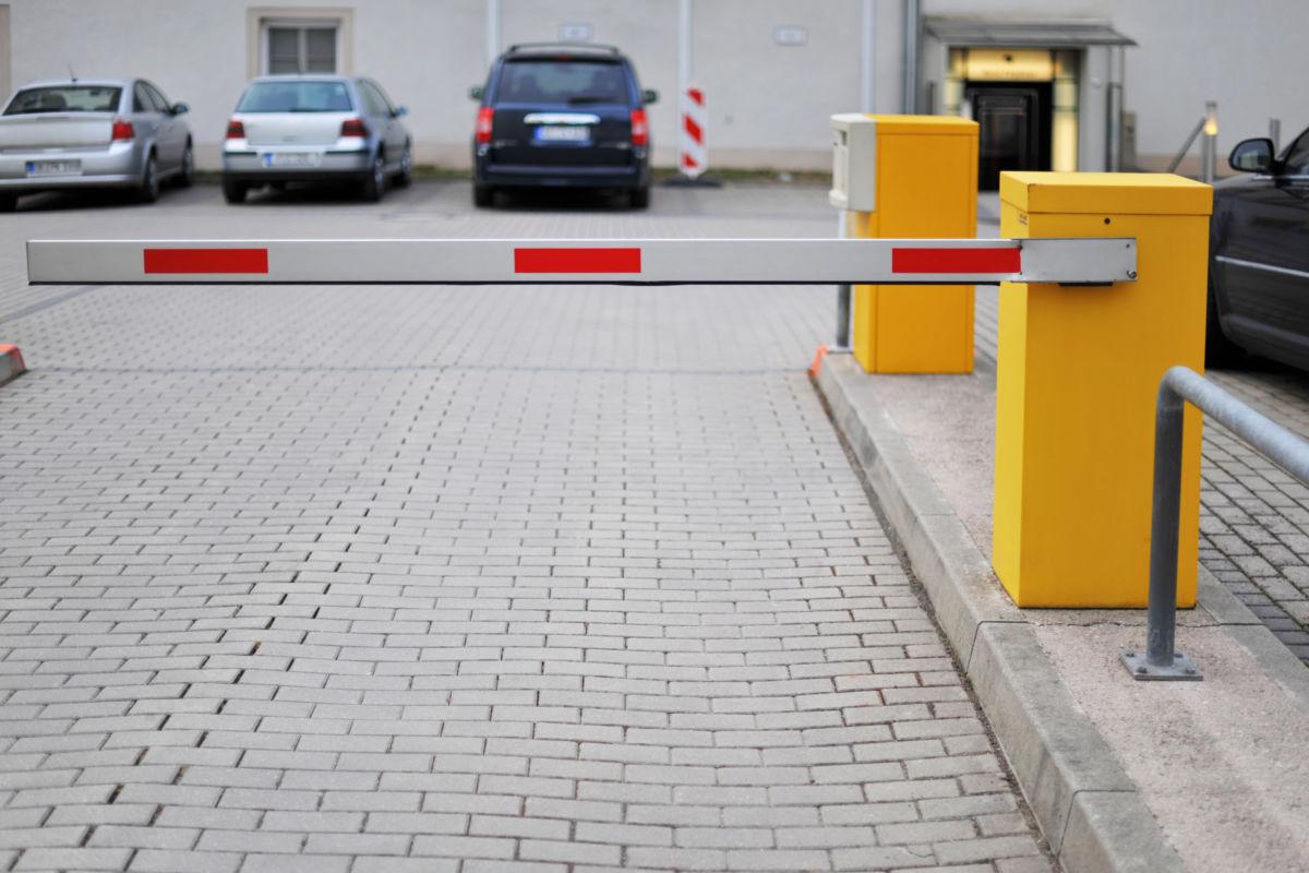 ALPR access control