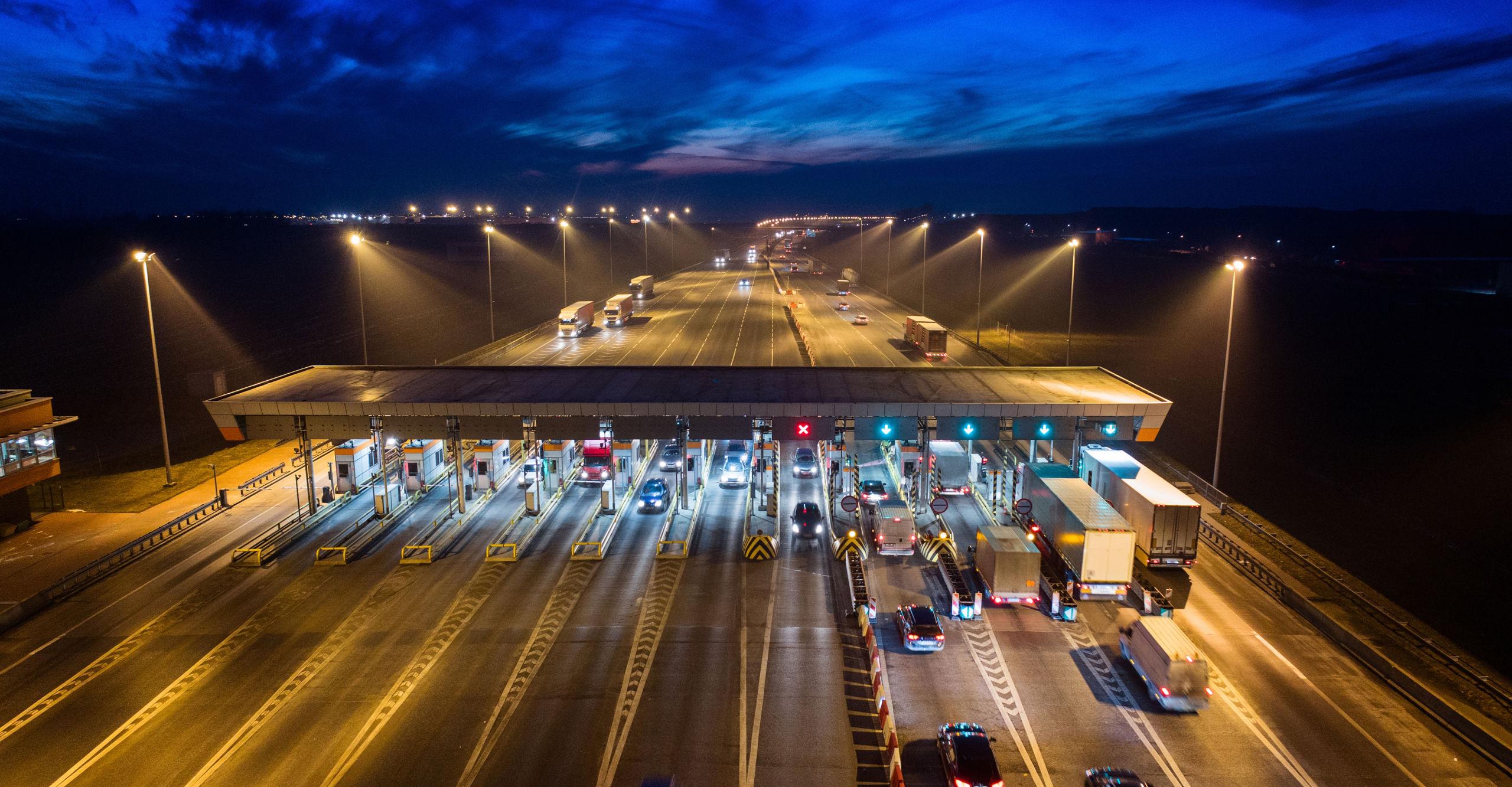 Vaxtor Traffic Tolling ALPR OCR solutions