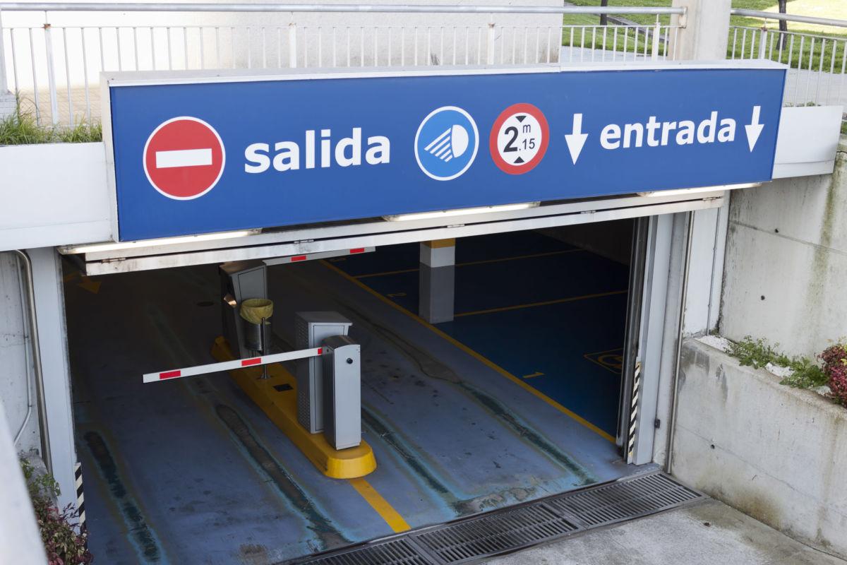 Car Park Management ALPR