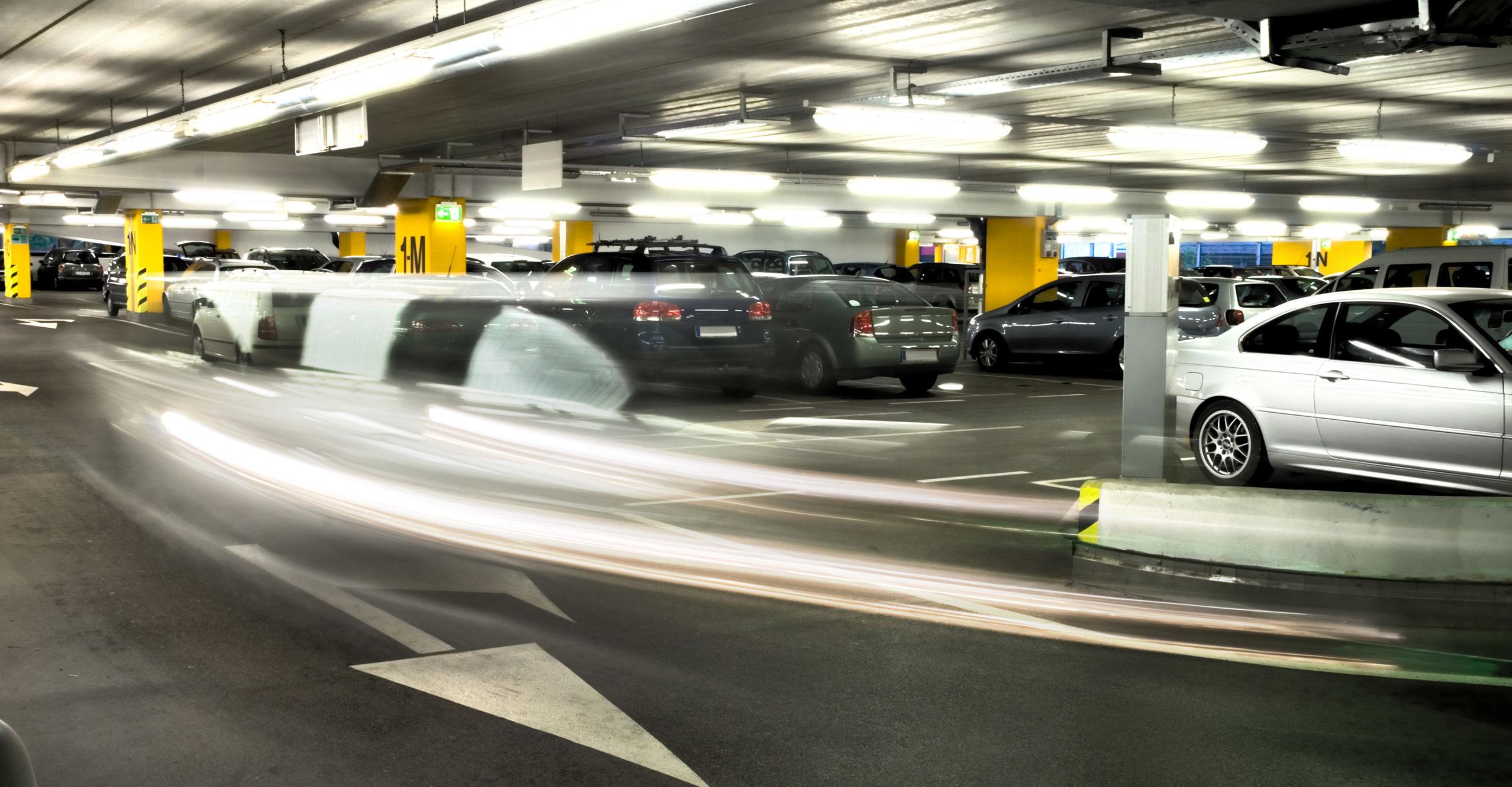 Carpark ALPR Solutions Vaxtor London
