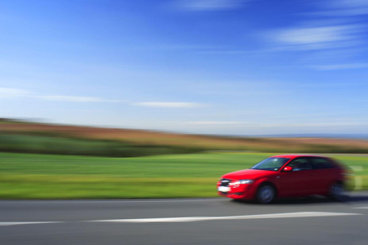 Speeding Car ALPR Solutions Vaxtor